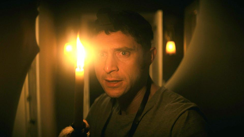 """Dave Davis stars as a Jewish New Yorker forced to confront a demon in the horror film """"The Vigil."""""""