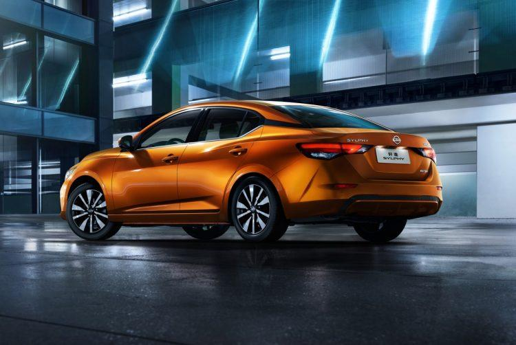 All New Nissan Sylphy Unveiled At Auto Shanghai 2019