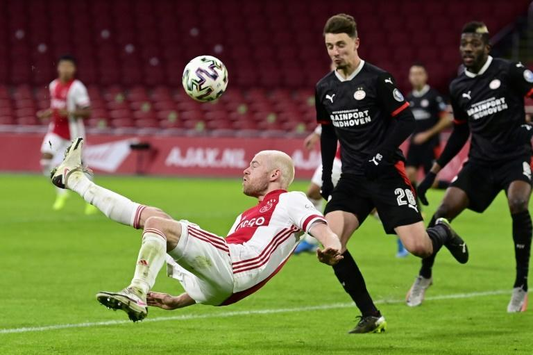 Dutch title rivals Ajax and PSV meet for the third time already in 2021
