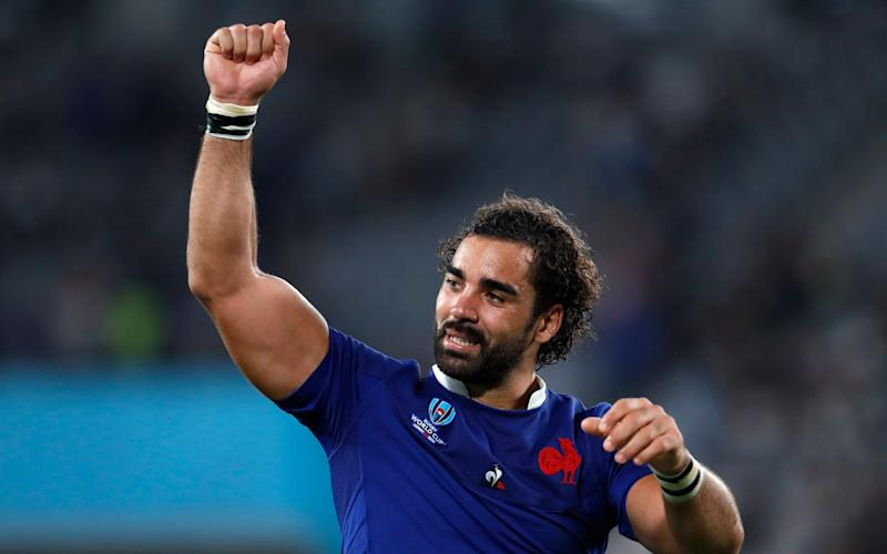 France have put themselves in a strong position to qualify for the quarter-finals after beating Argentina - REUTERS