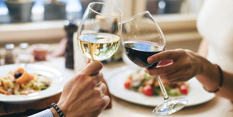 A bottle of wine is as unsafe  as 10 cigarettes