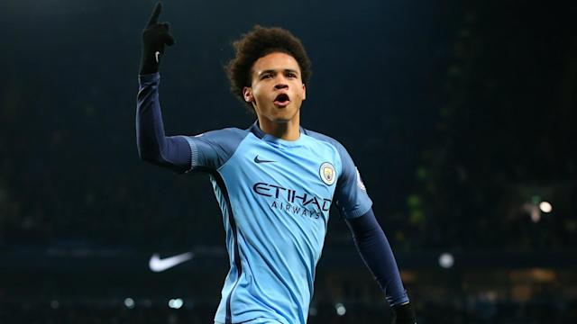 Fans of the EA Sports' football franchise have picked the Man City winger as their favourite, with a new 85-rated card now available