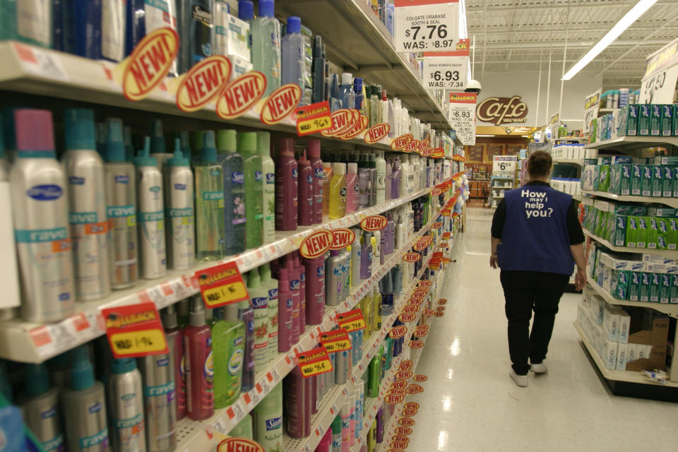 Walmart is the biggest employer in America and the biggest employer in Texas. Image: Getty