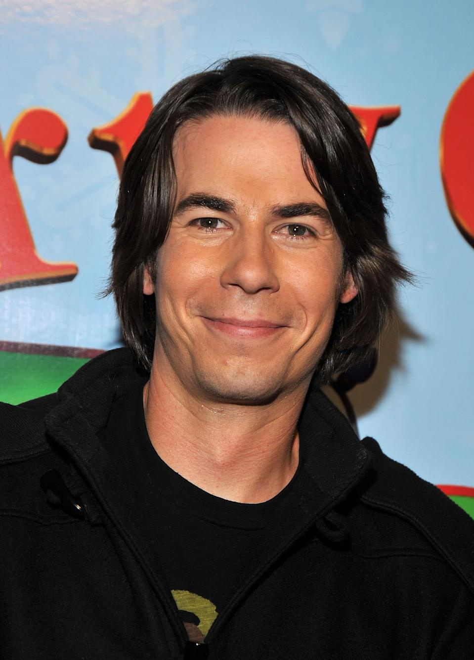 """<p><strong>Drake &amp; Josh</strong> superfans may know Jerry Trainor as """"Crazy Steve,"""" but to us, he's Carly Shay's beloved older brother, Spencer. When the pilot episode for <strong>iCarly</strong> aired, he was 30 years old, making him the oldest member of the cast.</p>"""
