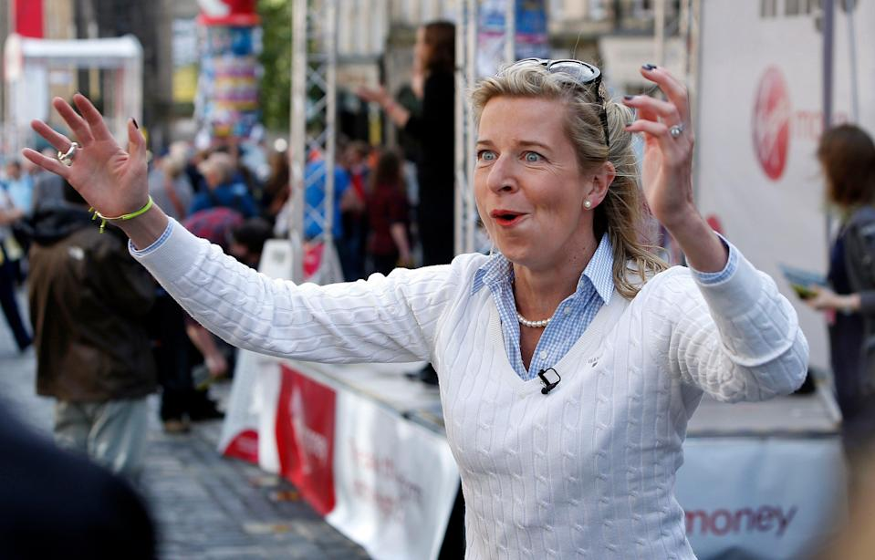 Katie Hopkins has been ordered out of Australia (Danny Lawson/PA) (PA Archive)