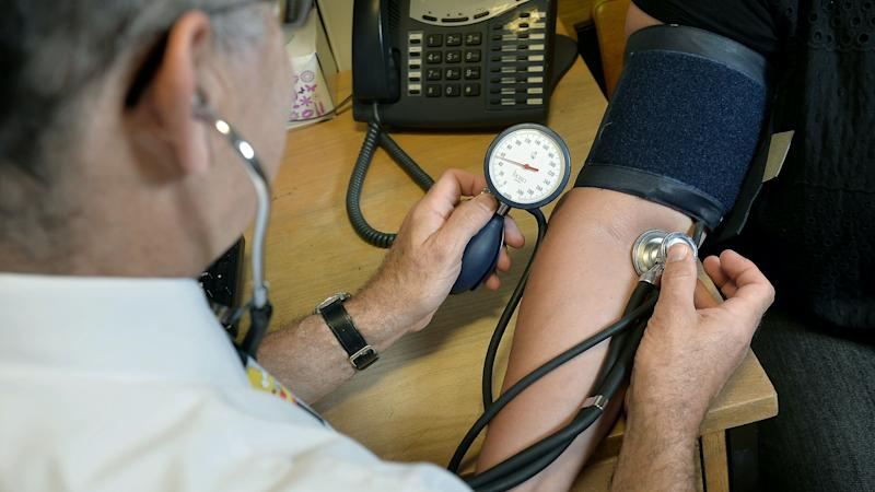 Diagnoses of common conditions in general practice fell during lockdown – study