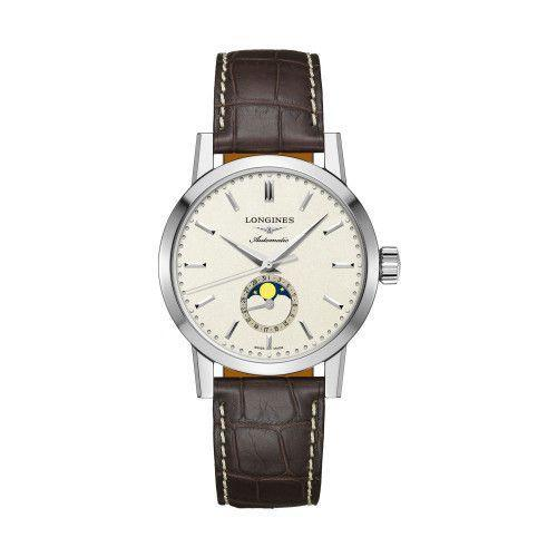 """<p>1832 Heritage Moonphase</p><p><a class=""""link rapid-noclick-resp"""" href=""""https://go.redirectingat.com?id=127X1599956&url=https%3A%2F%2Fwww.goldsmiths.co.uk%2FLongines-1832-Mens-Watch%2Fp%2F17350762%2F&sref=https%3A%2F%2Fwww.menshealth.com%2Fuk%2Fstyle%2Fwatches%2Fg35332587%2Fbest-mens-watche1%2F"""" rel=""""nofollow noopener"""" target=""""_blank"""" data-ylk=""""slk:SHOP"""">SHOP</a><br>Paying tribute to the year it was created, this model is a fair summation of the codes close to Longines's heart: mixing tradition with elegance and performance. The movement can be admired through the transparent caseback. For our money, Longines make some of the coolest, most affordable watches in the business. </p><p> £1,680; <a href=""""https://www.longines.com/"""" rel=""""nofollow noopener"""" target=""""_blank"""" data-ylk=""""slk:longines.com"""" class=""""link rapid-noclick-resp"""">longines.com</a><br><br></p>"""