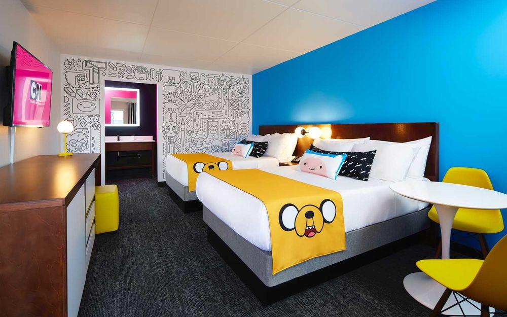 The Cartoon Network Hotel Is Officially Opening Summer 2020