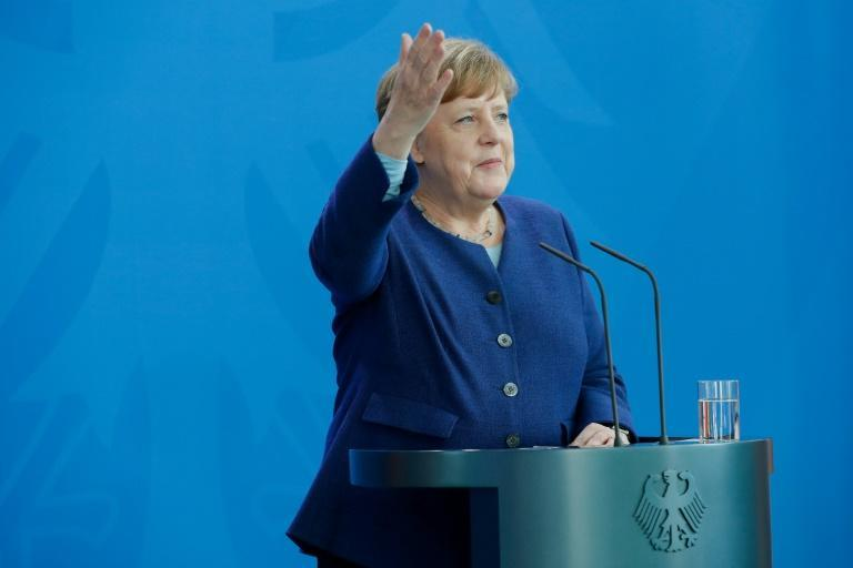 Merkel in tug-of-war with states over virus safety rules