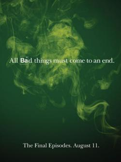 'Breaking Bad' Final Episodes Teaser Campaign Revealed