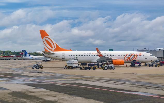 GOL Linhas' (GOL) Traffic and Load Factor Increase in July