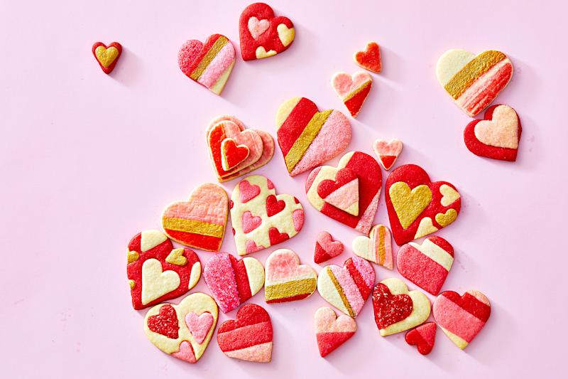 56 Delicious Valentine's Day Dessert Recipes That Are Better Than a Box of Chocolates
