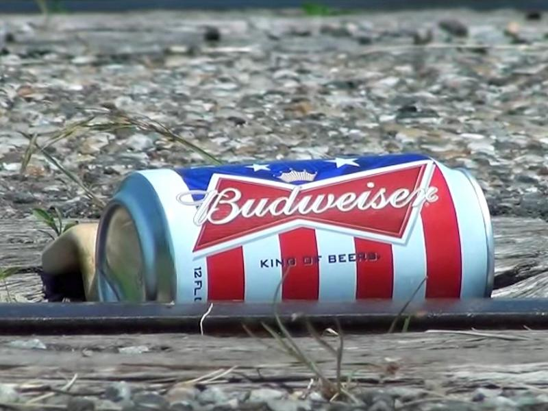 Budweiser ousted from list of 3 favorite beers in the US