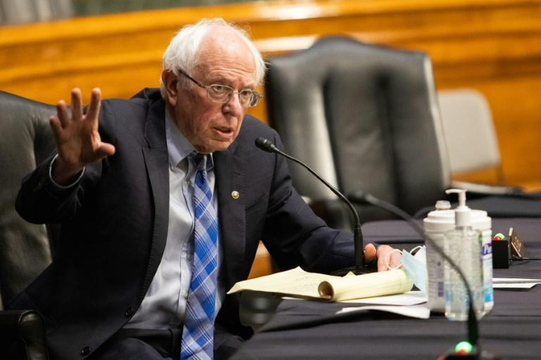 Senator Bernie Sanders has voiced strong support for the Amazon union effort in Alabama