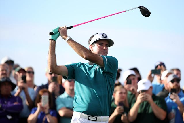Bubba Watson is the defending WGC-Match Play champion. Bubba Watson is not, however, a Match Play proponent.