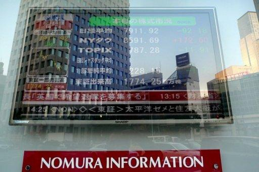 Nomura Securities was the lead underwriter for the TEPCO's 2010 shares offering