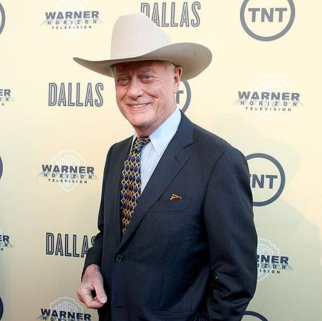 "Larry Hagman's Son Preston Hagman Criticizes Emmys In Memoriam Segment: ""Do It Correctly"""