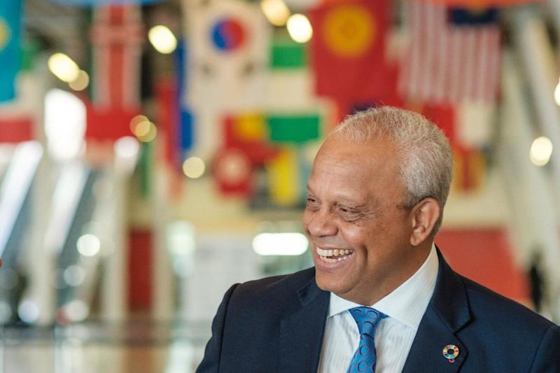 KPMG's Lord Michael Hastings of Scarisbrick