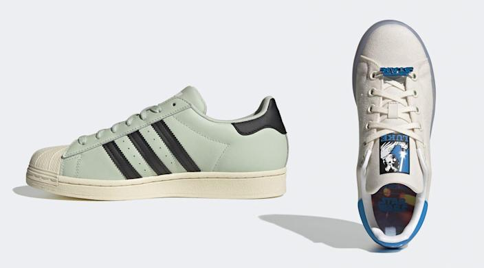 Adidas Star Wars shoe collection