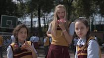 """<p>Set in Mexico City in the 1980s, this sweet comedy revolves around a 13-year-old romantic who hopes to capture the eye of the prettiest girl in school. </p> <p>Watch <a href=""""https://www.netflix.com/title/81006825"""" class=""""link rapid-noclick-resp"""" rel=""""nofollow noopener"""" target=""""_blank"""" data-ylk=""""slk:All the Freckles in the World""""><strong>All the Freckles in the World</strong></a> on Netflix now.</p>"""