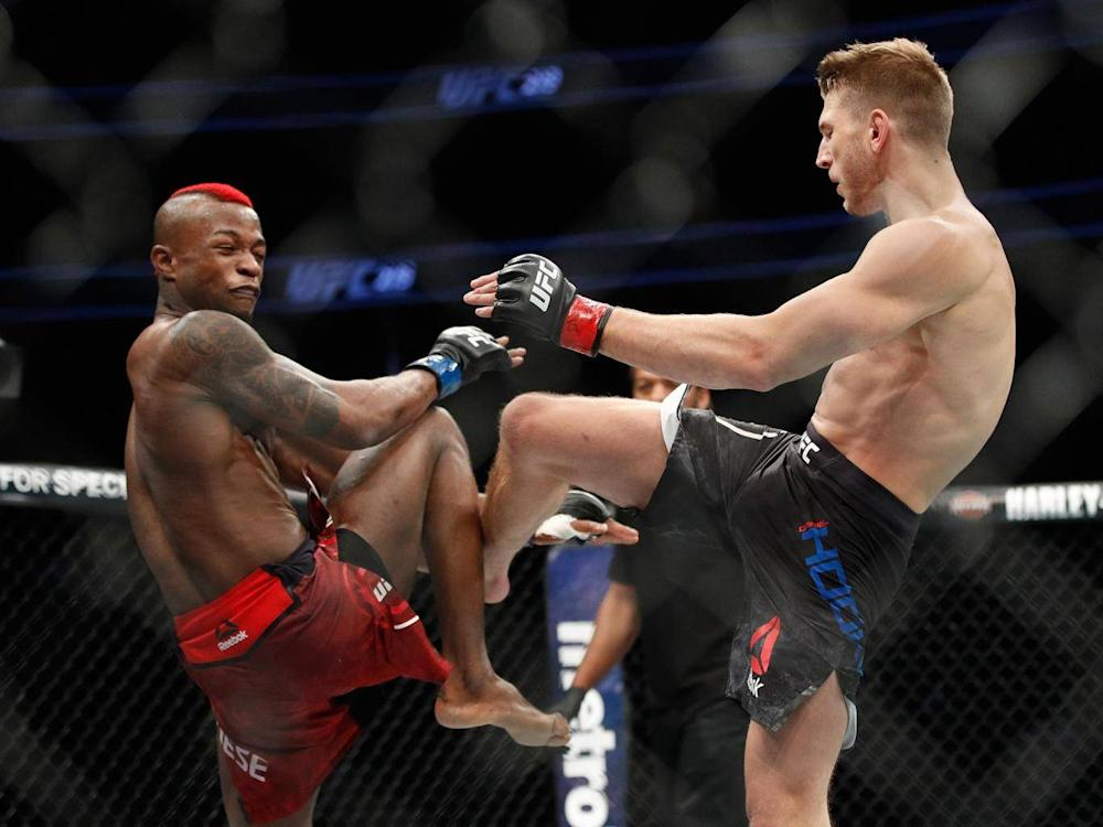 Marc Diakiese suffered a second straight defeat (AP)