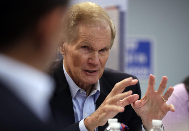 Sen. Bill Nelson (Photo: Lynne Sladky/AP)