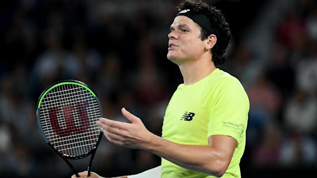 Kwon Soon-woo weathered 33 aces from Milos Raonic as the South Korean prevailed after two hours, 25 minutes midweek.