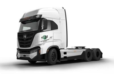 Nikola Corporation announced a collaboration with Total Transportation Services Inc. (TTSI), one of Southern California's prominent port trucking companies, to expedite zero-emission transportation at the port of Los Angeles/Long Beach. The Nikola Tre BEV is designed for local deliveries up to 350 miles. The Nikola Tre FCEV truck is targeted for distances up to 500 miles, and is expected to address the majority of the North American regional market.