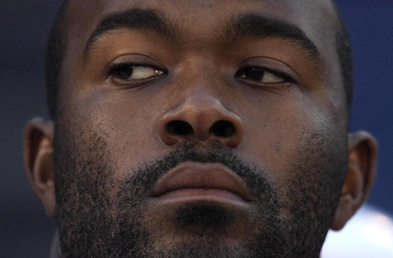FILE - In this Aug. 27, 2011 file photo, Houston Texans' Mario Williams is shown during a preseason NFL football game against the San Francisco 49ers in San Francisco. Free agent pass rusher Williams has agreed to a six-year deal with the Buffalo Bills worth up to $100 million, with $50 million guaranteed, his agent, Ben Droga, says.  (AP Photo/Marcio Jose Sanchez, File)