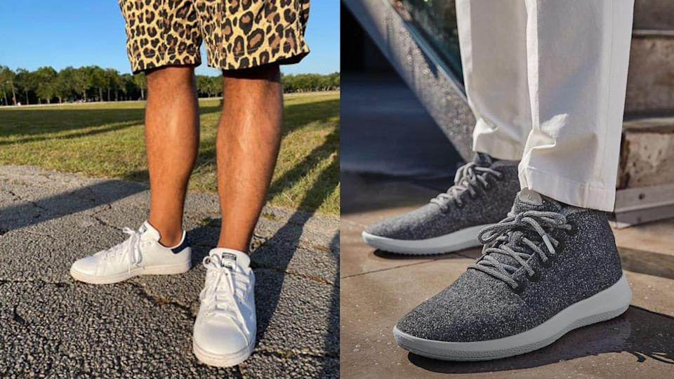 The best gifts for men: Allbirds or Adidas Sneakers