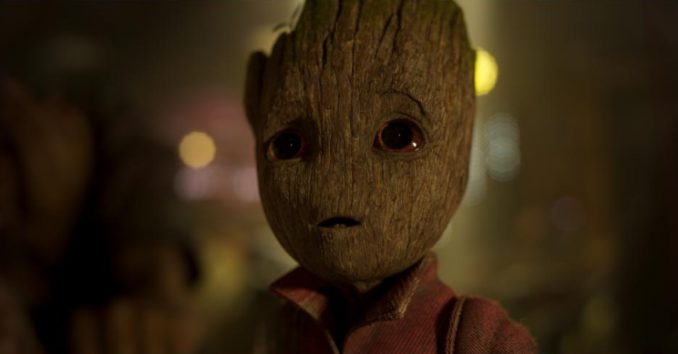 Baby Groot in 'Guardians of the Galaxy Vol. 2' (Disney/Marvel)