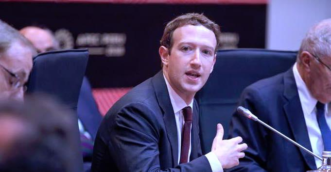 Mark Zuckerberg  will testify before the House Energy and Commerce Committee
