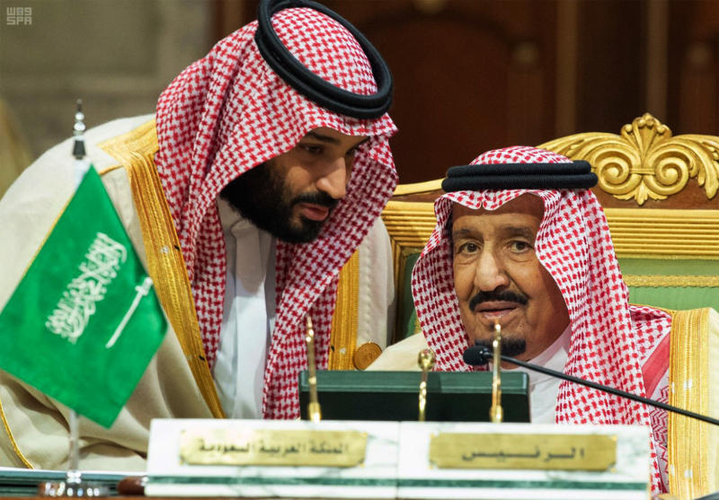 Saudi king demotes FM in revamp seen as whitewash