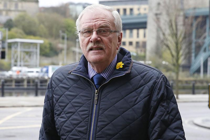 'Predatory paedophile': Colin Gregg has been jailed over the abuse of four young boys: PA