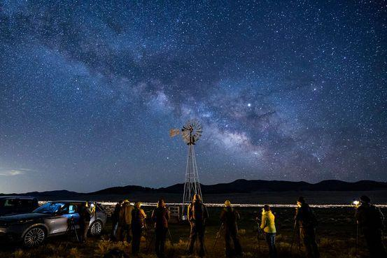 The New Pandemic Hobby: Gazing at the Stars