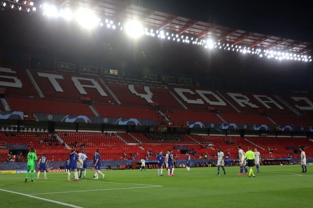 Seville will host matches initially allocated to Bilbao