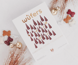 """<p>wufers.com</p><p><strong>$44.00</strong></p><p><a href=""""https://wufers.com/products/advent-cookie-calendar"""" rel=""""nofollow noopener"""" target=""""_blank"""" data-ylk=""""slk:Shop Now"""" class=""""link rapid-noclick-resp"""">Shop Now</a></p>"""