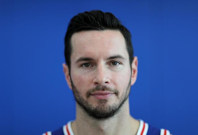 The 76ers spent big on J.J. Redick's ability to spread the floor and mentor the next generation. (Getty Images)