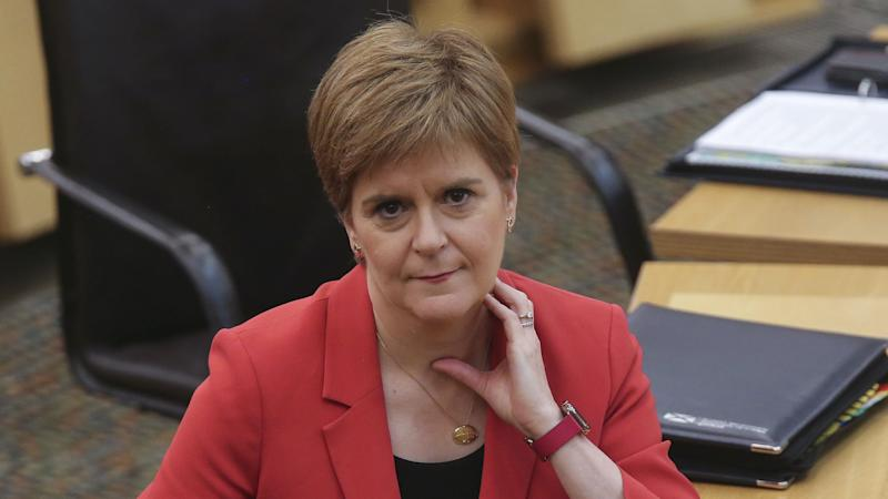 Sturgeon announces new restrictions on social gatherings with immediate effect