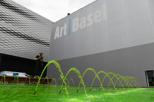 Art Basel is the art world's most dominant fair