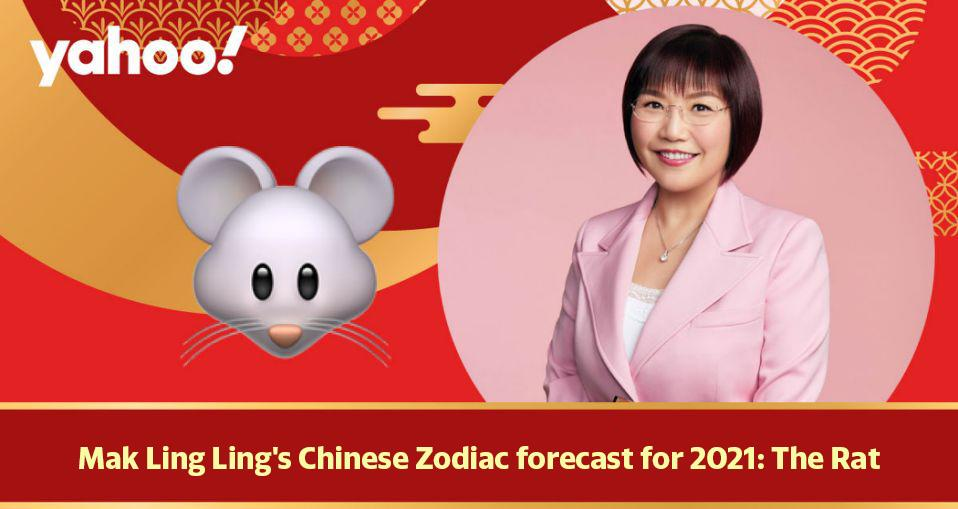 Mak Ling Ling's Chinese Zodiac forecast for 2021: The Rat