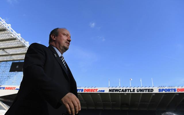 Newcastle are left looking for a new individual to lead the team at St James' Park - 2018 Getty Images
