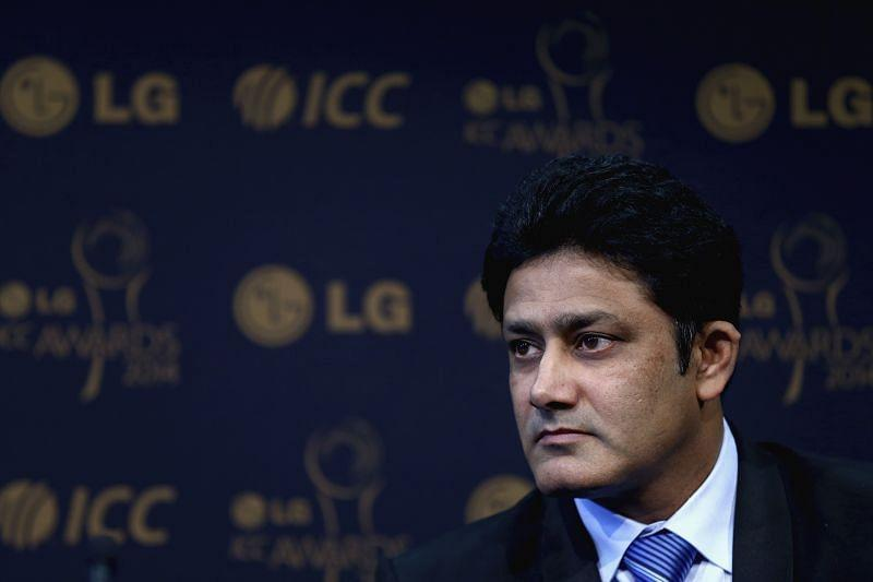 VVS Laxman lauded Anil Kumble's role as the captain of the Indian cricket team
