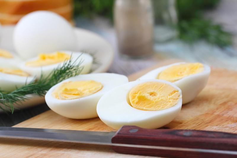 This viral hack will make your hard-boiled egg pop out of its shell