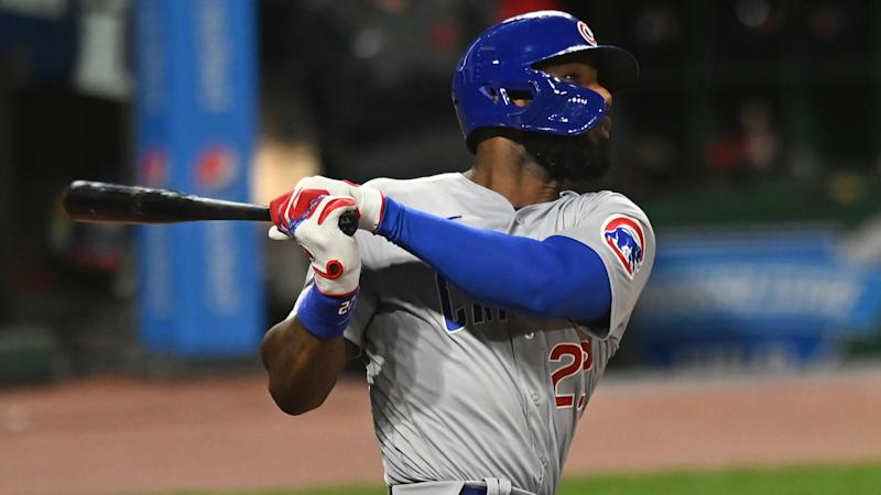 Cubs' Jason Heyward hits big three-run homer off Josh Hader