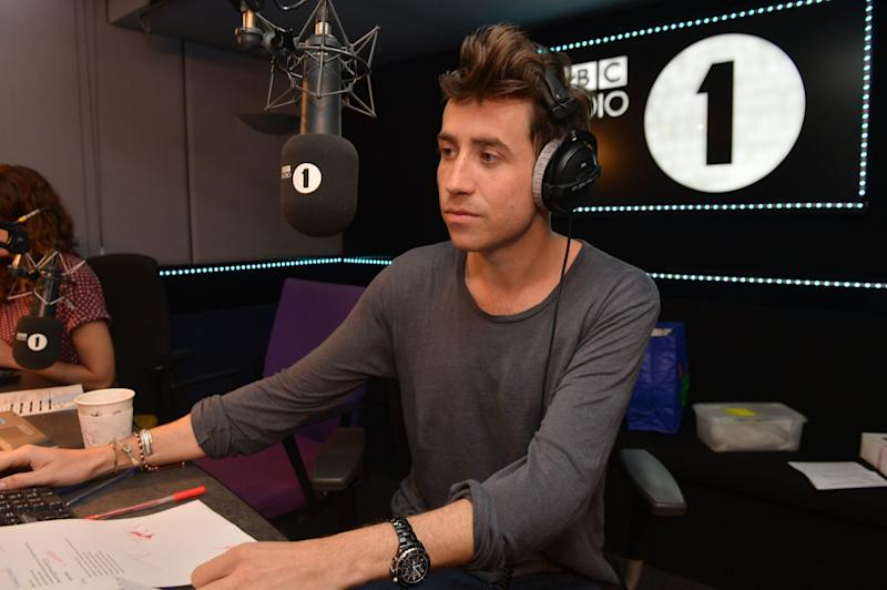 BBCR1: The two hosts joined a game of hide and seek: PA