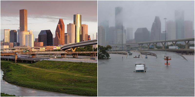 Houston was a ticking time-bomb for a devastating hurricane like Harvey