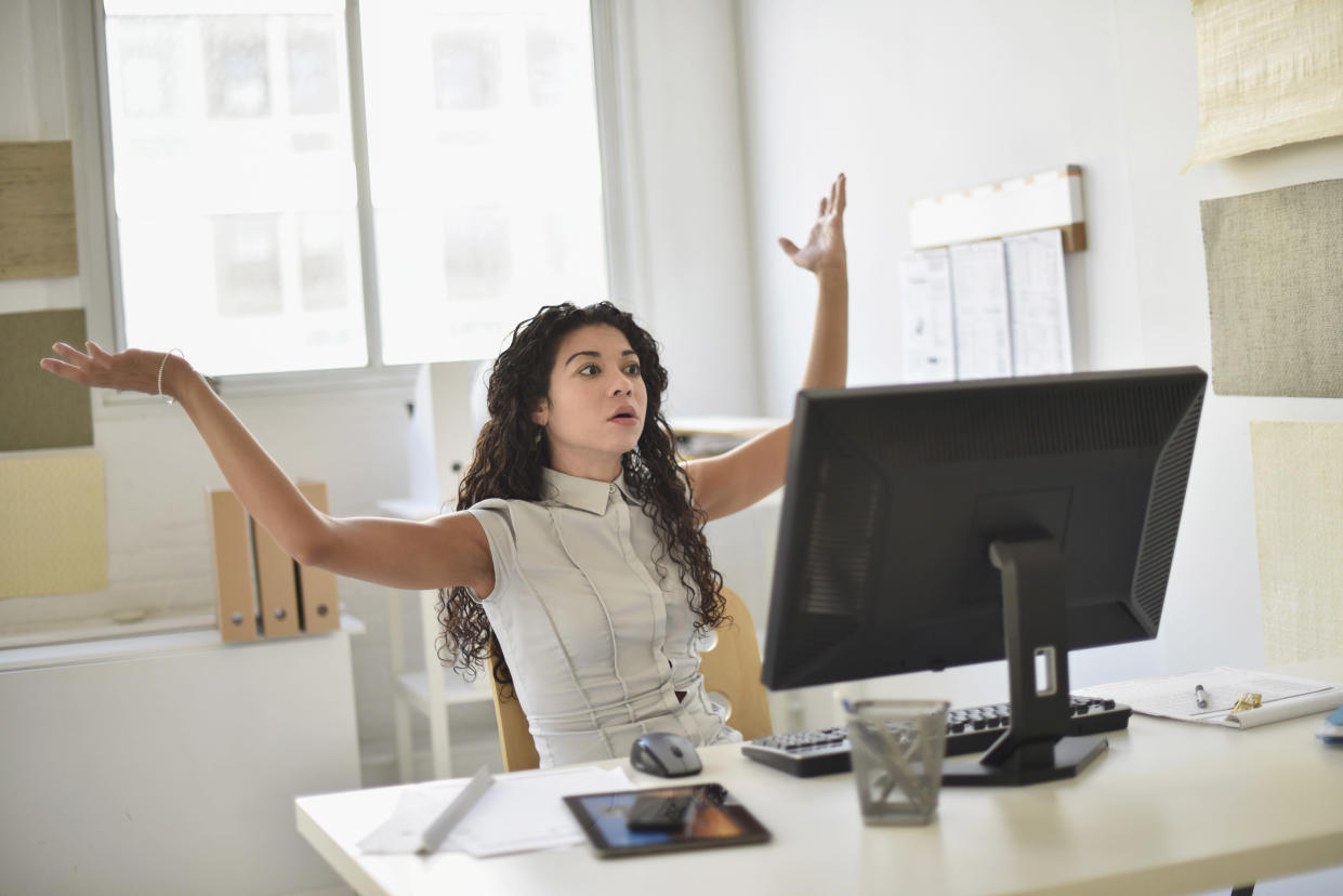Frustrated by a slow PC? We've got some fixes. (Photo: Getty)