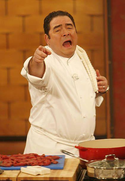 <p><em>The Emeril Lagasse Show</em> was a weekly talk show that aired on Sunday afternoons on Ion Television and premiered in spring 2010. It featured a house band, a live studio audience, and plenty of cooking. Unfortunately, it didn't gain a steady following, and Bam! It was cancelled after a few months.</p>