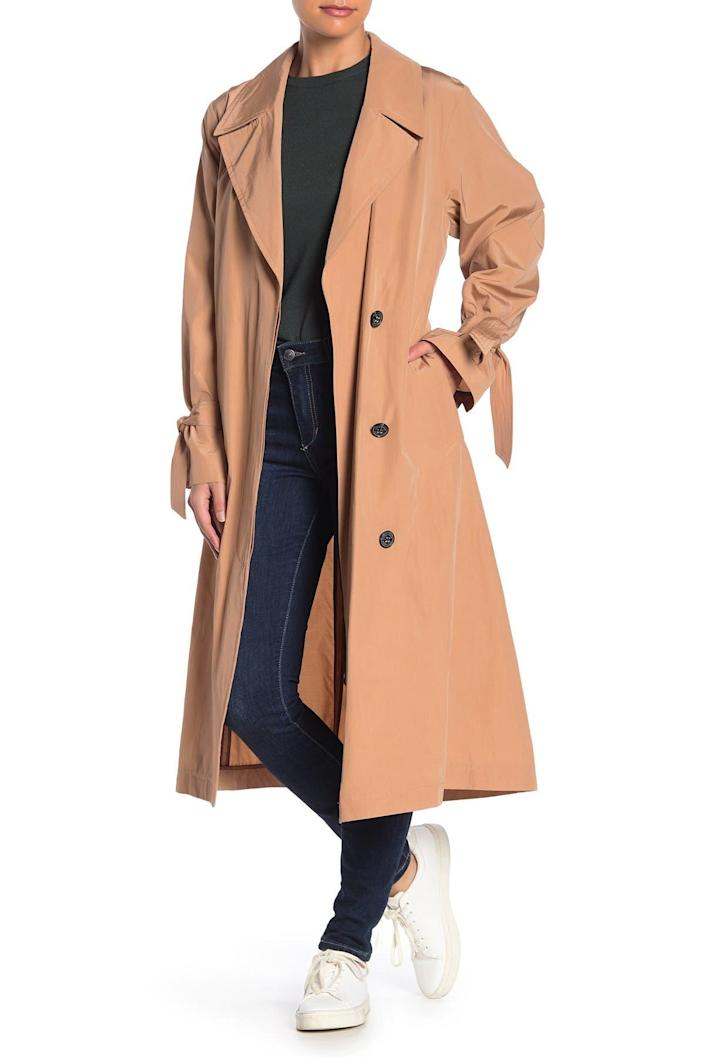"""<h2><a href=""""https://www.nordstromrack.com/s/cole-haan-woven-button-front-trench-coat/n2820287?color=BLUSH"""" rel=""""nofollow noopener"""" target=""""_blank"""" data-ylk=""""slk:Cole Haan Trench Coat"""" class=""""link rapid-noclick-resp"""">Cole Haan Trench Coat<br></a></h2><br>An effortlessly stylish MIL will understand the sartorial power of an excellent trench. <br><br><br><strong>Cole Haan</strong> Woven Button Front Trench Coat, $, available at <a href=""""https://go.skimresources.com/?id=30283X879131&url=https%3A%2F%2Fwww.nordstromrack.com%2Fs%2Fcole-haan-woven-button-front-trench-coat%2Fn2820287%3Fcolor%3DBLUSH"""" rel=""""nofollow noopener"""" target=""""_blank"""" data-ylk=""""slk:Nordstrom Rack"""" class=""""link rapid-noclick-resp"""">Nordstrom Rack</a>"""